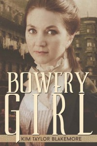 Bowery Girl Cover